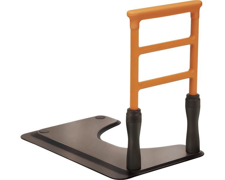 送料無料 置くだけで生活動作を広げる床置き型手すり ルーツHS スモールタイプ 片手すり MNTPMT1 モルテン立ち上がり おきあがり 手すり 補助 屋内 室内 転倒防止 置くだけ 床置き 高齢者 介護 介護用品