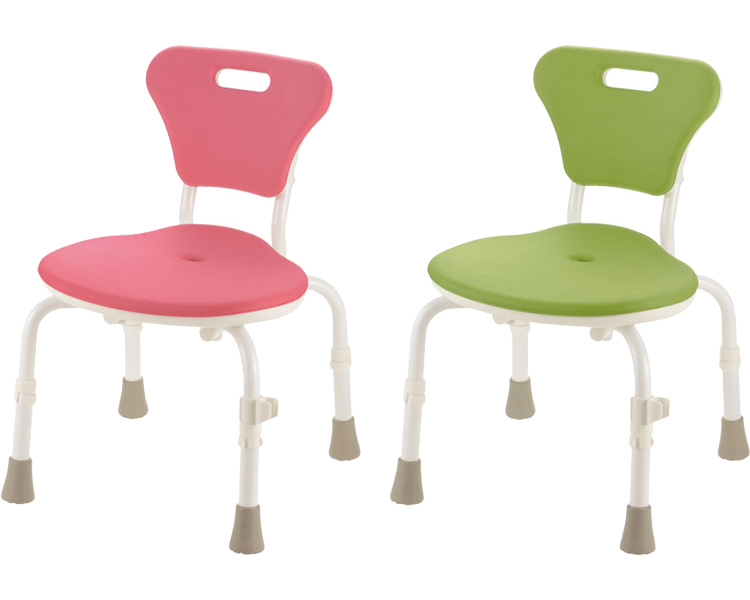 高い素材 やわらかシャワーチェアクレオ(防カビプラス) 背付460 リッチェルシャワーチェア お風呂 椅子 介護 椅子 介護用品 シャワーいす シャワー椅子 richell 送料無料, 志摩町 ceece2cd