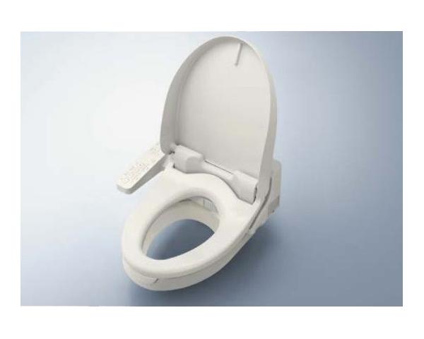 ウォシュレット付補高便座 SB樹脂 レギュラー EWCS440-44 補高5cm TOTO介護 トイレ 補高便座 住宅改修 工事 トイレ関連 高齢者 介護用品