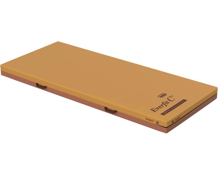 エバーフィットC3 ドライタイプ 83cm幅 KE-613UQ レギュラー パラマウントベッドマットレス 介護 エバーフィットマットレス 寝具 体圧分散マットレス リバーシブル 介護用品