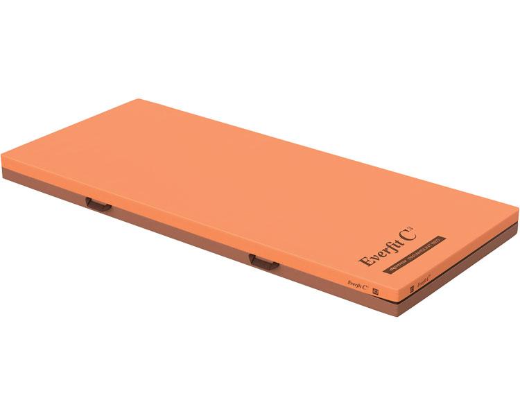 エバーフィットC3 清拭タイプ 83cm幅 KE-613SQ レギュラー パラマウントベッドマットレス 介護 エバーフィットマットレス 寝具 体圧分散マットレス リバーシブル 介護用品