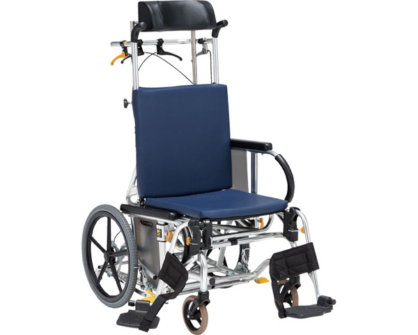 介助用リクライニング車椅子 マイチルト・バリュー MH-VR 松永製作所送料無料 介護用品 車椅子 車いす リクライニング ティルト チルト