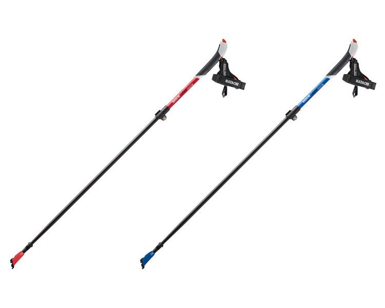 ノルディック・ウォーキング AGP ツアーセクター2 WH1481 2本1組 羽立工業健康 ウォーキングポール ダイエット 姿勢矯正 ボディリメイク 杖 ステッキ 歩行補助 健康維持 運動 トレーニング 訓練