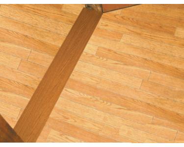 バリアフリーレールシリーズ バリアフリーレール ノンスリップ塗装 10cm×4mタイプ シクロケア段さ解消 段差 住宅改修 高齢者 介護用品