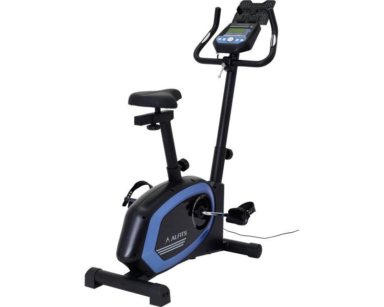▲プログラムバイク6319 AFB6319 アルインコフィットネスバイク 在宅 運動 トレーニング ダイエット 健康管理 介護予防