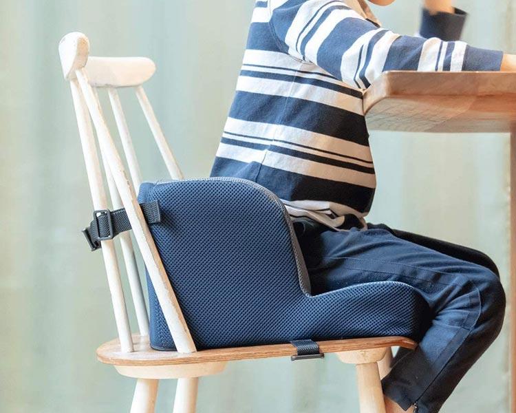 送料無料 LAPS kids(ラップスキッズ)Sサイズ 学童いす用クッション LAPS kids(ラップスキッズ) Sサイズ TC-LK01 タカノ姿勢保持クッション 子供用 子ども用 こども用 クッション 椅子用クッション 姿勢サポート 在宅 学校 幼稚園 保育園 保育所 便利グッズ