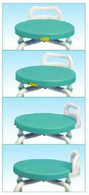 Shower Chair fun bath wraps compact / 7450