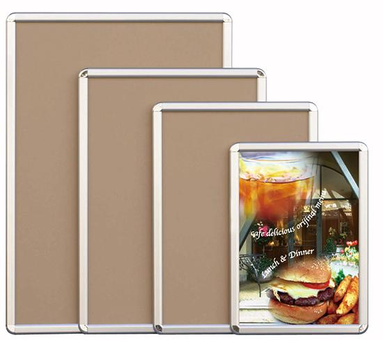 ポスターフレーム オープンパネル‐E A1(サイズ:594×841mm)
