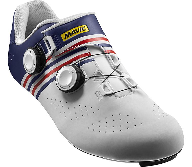 【正規品】マヴィック MAVIC コスミック プロ LaFrance リミテッドエディション シューズ 限定商品 自転車 靴