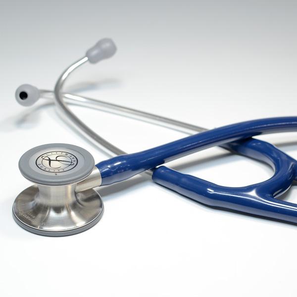リットマン 聴診器 Cardiology IV ネイビーブルー 6154 3M Littmann カーディオロジー4 ステート