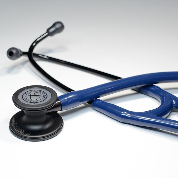 リットマン 聴診器 Cardiology IV ネイビー/ブラック・エディション 6168 3M Littmann カーディオロジー4 ステート