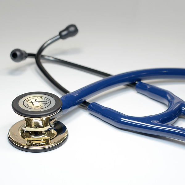 特別仕様 リットマン 聴診器 Cardiology IV シャンパンネイビー スペシャル 3M Littmann カーディオロジー4