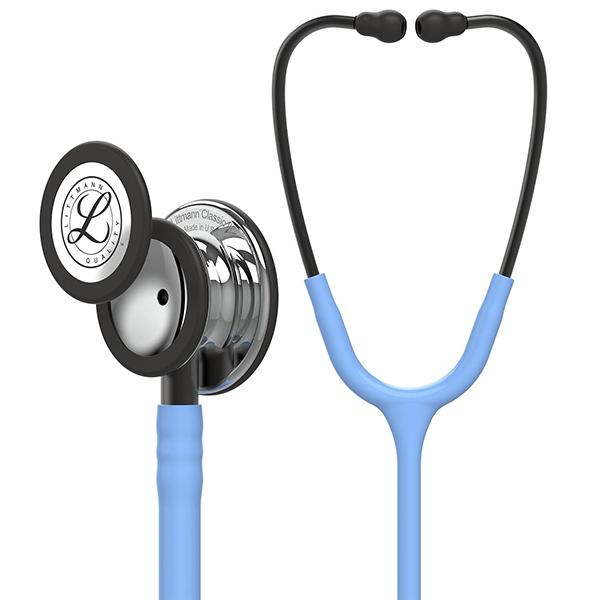 リットマン 聴診器 Classic III セイルブルー/スモークステム/ミラー 5959 3M Littmann クラシック3 ステート
