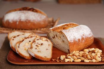 トリプルナッツ【カンパーニュ】【フランスパン】-パン工房カワ-