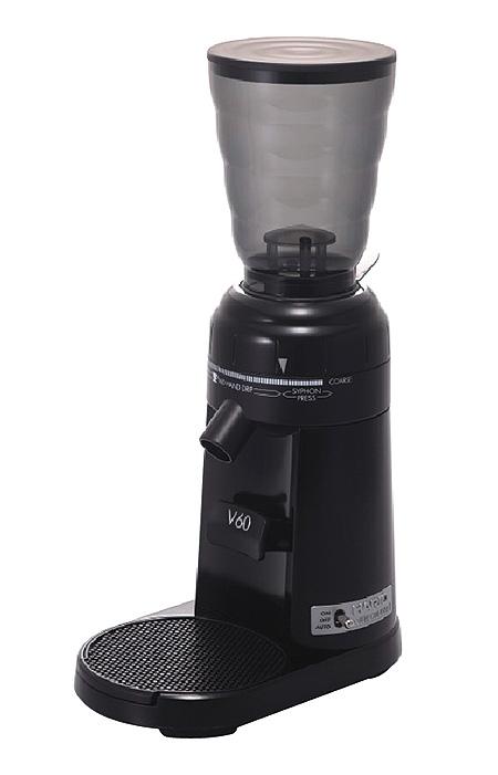 ハリオ V60 電動 コーヒーグラインダー EVCG-8B-J