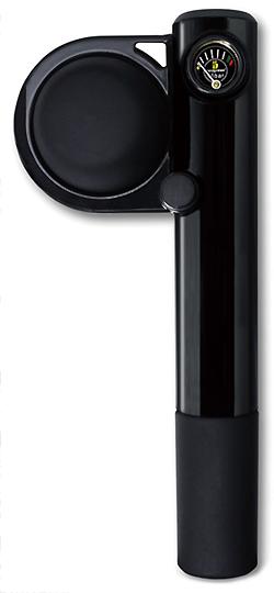 【アウトドアに活躍!】携帯エスプレッソマシン・ハンドプレッソ(ハイブリッド)DHPHPHB1BK