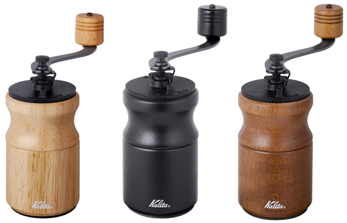 カリタ 手挽き コーヒーミル KH-10(手動式)