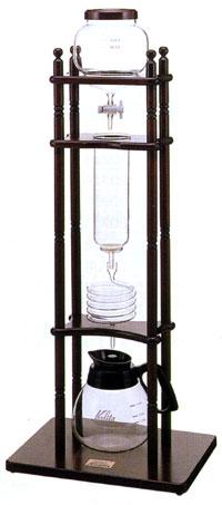 【夏は アイスコーヒー 温めてホットコーヒー】カリタ・水出しコーヒー器具15人用