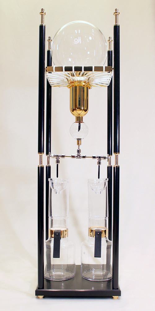【メーカー直送】コールドブリューオージ・ 水出しコーヒー 器具 ブラック WD-300BG(30人用)