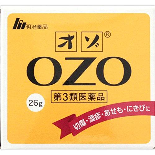 【第3類医薬品】オゾ 26g ×10
