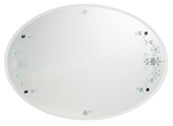 【送料無料】【Essence】ミラーL / オールドイングランド 洗面所用の鏡。大きいミラー