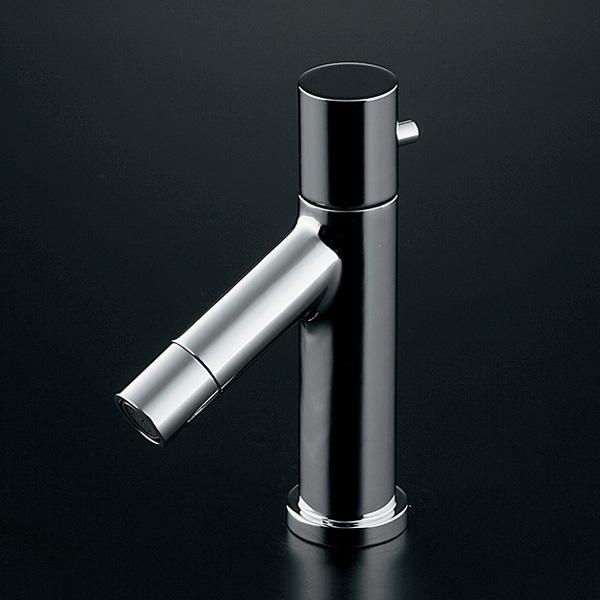 水栓直付け手洗い器におすすめのシンプルな蛇口 716-827 モダン立水栓(クロム) 旧品番 716-827-13
