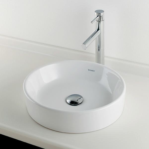 #DU-2321440000 置型洗面ボール133 丸型洗面器 ベッセルボウル