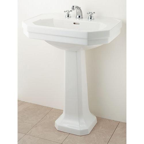 【DURAVIT】ペデスタル洗面器134 #DU-08579-04387(W700×D500×H885)洗面ボール 洗面ボウル 手洗い鉢