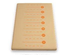【アビーロード】C-100SM オムツっ子NW/NS用身長計マット ベビールーム、トイレ用ベビー用品 乳児赤ちゃん用品