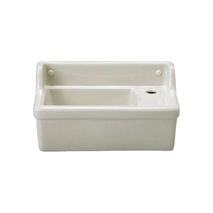 【Essence Sレクタングル】壁付型手洗器 Sレクタングル (立水栓用,リネン), ニシキムラ:96e02147 --- sunward.msk.ru