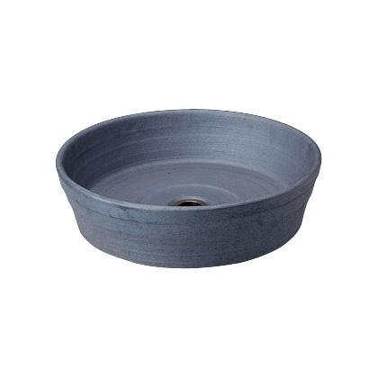 オンリーワンクラブ エッセンスガーデン ガーデンパン 炭(排水金具付) IB3-GE327049