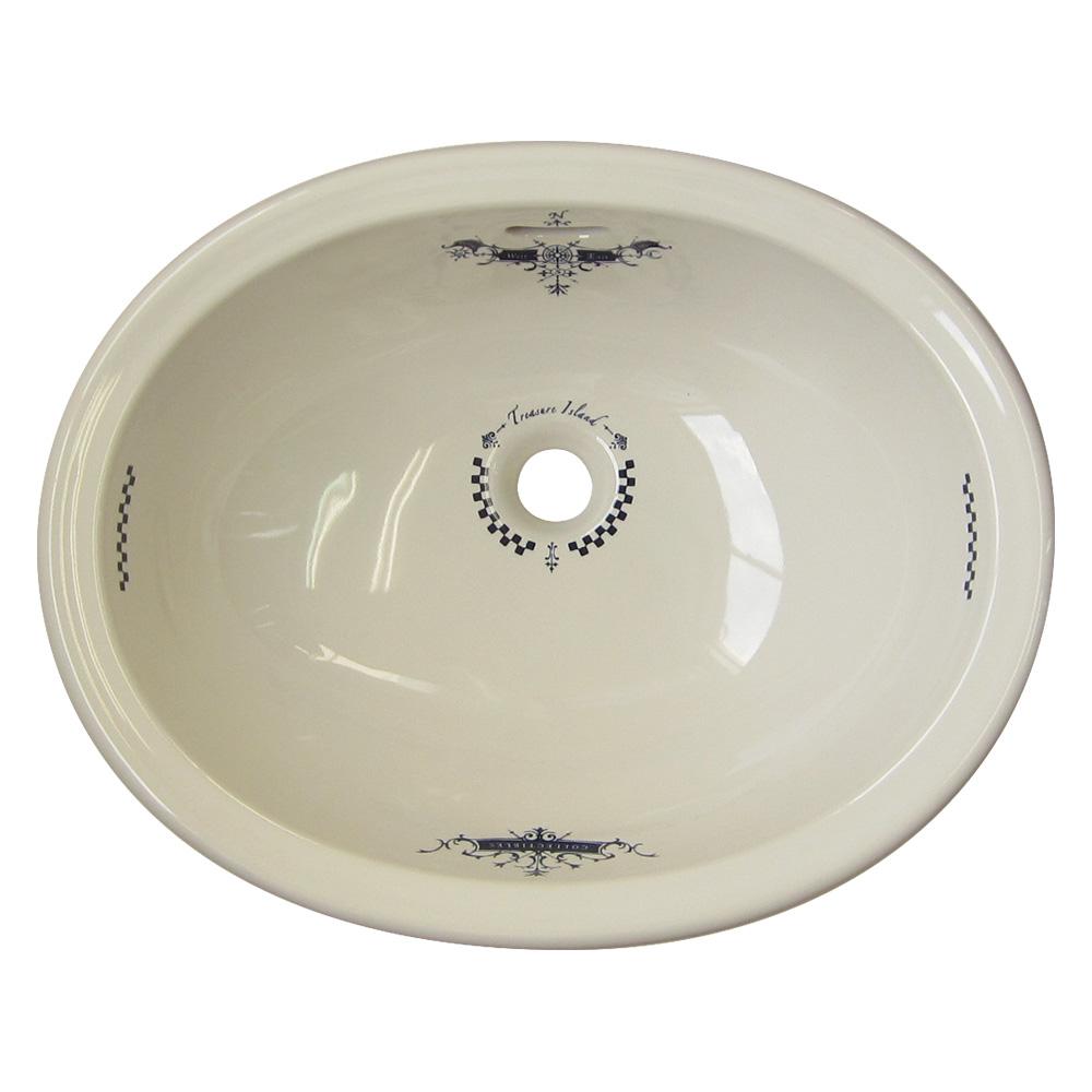 【期間限定特価】オンリーワンクラブ 洗面器 コレクティブルズ Mオーバル IB4-E217320