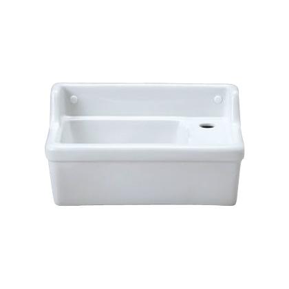 【期間限定特価】オンリーワンクラブ 壁付型手洗器(立水栓用/穴あき) ブランカ IB4-E274270