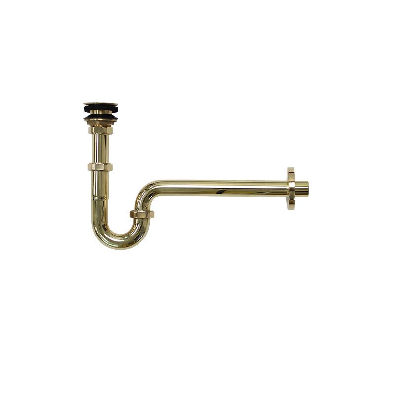 【期間限定特価】オンリーワンクラブ 排水部品 Pトラップ排水金具付 25mm ブラス IB4-EP17129