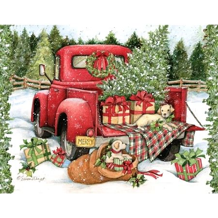 スーザンウィンゲットのクリスマスカード LANG ラングクリスマスカード Christmas 超特価SALE開催 クリスマス旅行 安心と信頼 Journey