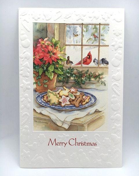超大判 クリスマスカード 限定数のみ入荷 商品追加値下げ在庫復活 Pumpernickel Plate Cookie 買い取り Press