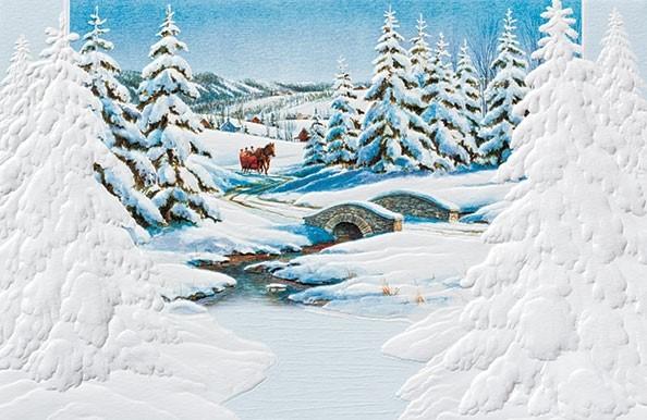 飾っておきたくなる超大判クリスマスカード USA Pumpernickel Press クリスマスカード ご注文で当日配送 Coming 超大判 クリスマスの到来 お洒落 Christmas Is