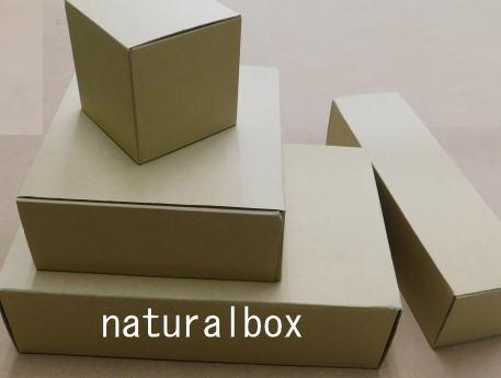 組立式 ナチュラルボックス Z-14(10枚)275×165×60mm【ラッピング 箱】