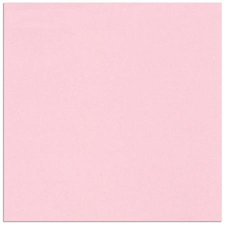 スクラップブッキングペーパーヴェラム ピンクサイズ:W305×H305mm 価格 12×12インチ 当店限定販売 カラーペーパー 半透明紙 1枚トレーシングペーパー