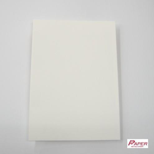 画材 ペーパークラフト カード パッケージ 書籍装丁用紙などにおすすめ アシッドフリー マーメイド紙 153k 160k 選べる白系3色 B5 大特価 印刷用紙 100枚 A5 50枚 あす楽 or 型押荒目 セール商品 特殊紙 ファンシーペーパー