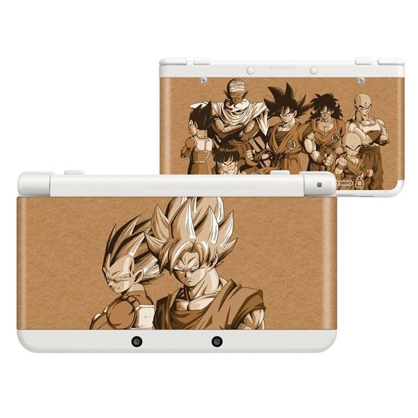 【新品】【3DS】 Newニンテンドー3DS ドラゴンボールフュージョンズ きせかえパック [KTR-S-KCAF]