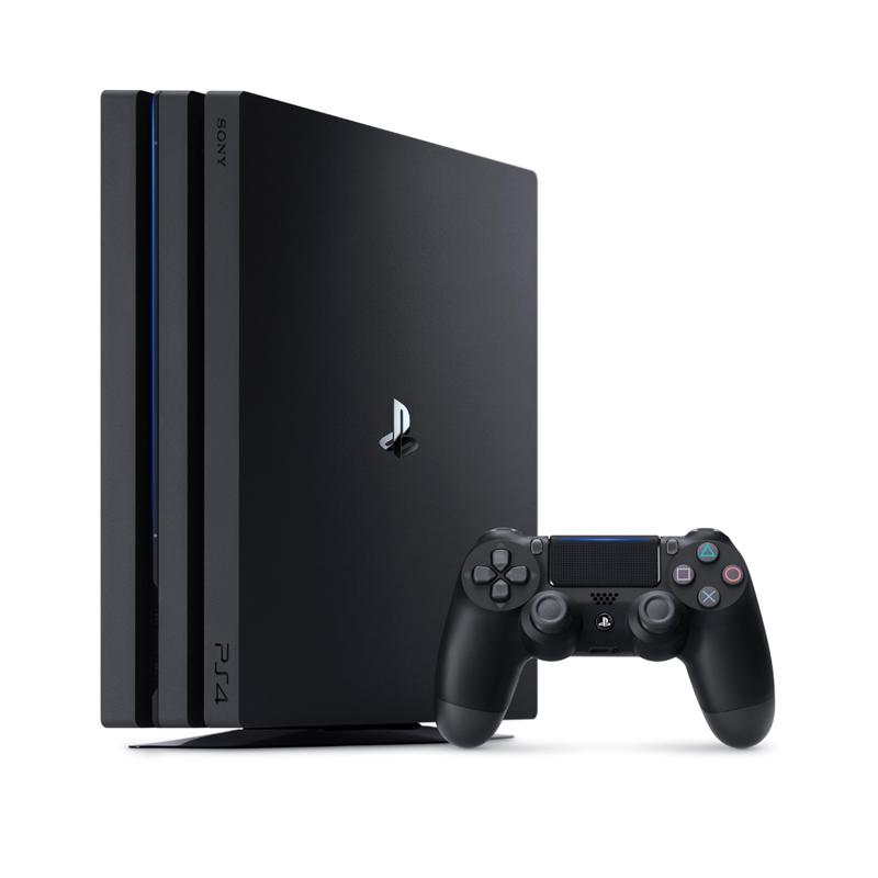 PlayStation4 Pro ジェット・ブラック 2TB プレイステーション4 プロ 本体 (CUH-7200CB01) PS4