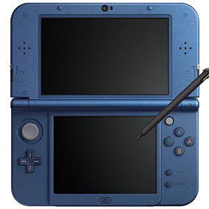 【新品】【3DS】 New ニンテンドー3DS LL 本体 メタリックブルー [RED-S-BAAA]