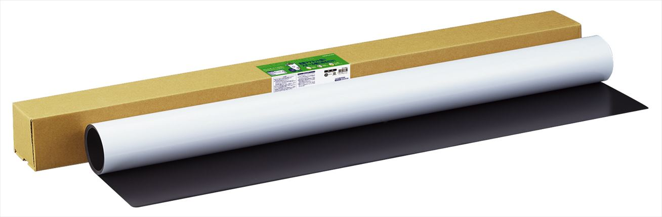 コクヨFB-H36Wホワイトボード<マグホ> (マグネットシートタイプ) 無地
