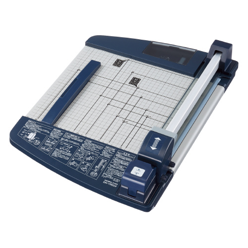 コクヨ(DN-TR603)ペーパーカッター <ロータリー式 60枚切り A4>