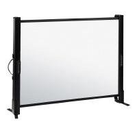コクヨ (KM-KP-40) テーブルトップ40型スクリーン 有効サイズW810×H610mm☆