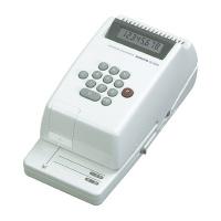 コクヨ (IS-E20) 電子チェックライター IS-E20 電子式8桁☆