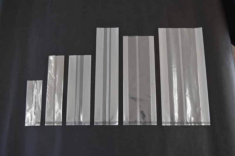 脱酸素剤対応 ガスバリア袋 GT 割引 No.14 マチ有 日本正規代理店品 1セット100枚入り 60×180