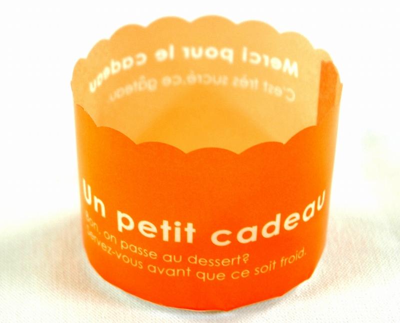 人気の製品 カラーマフィン オレンジ ベーキングカップ 信頼 1セット100枚入