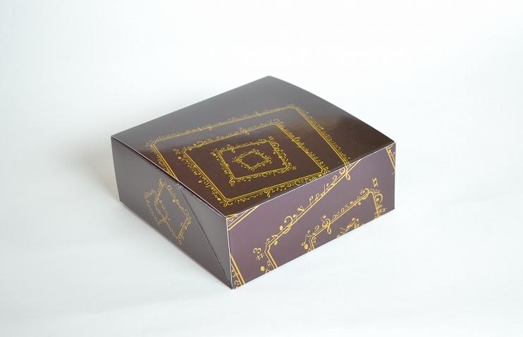 バームクーヘンBOX ソノリテ 物品 公式 1セット10枚